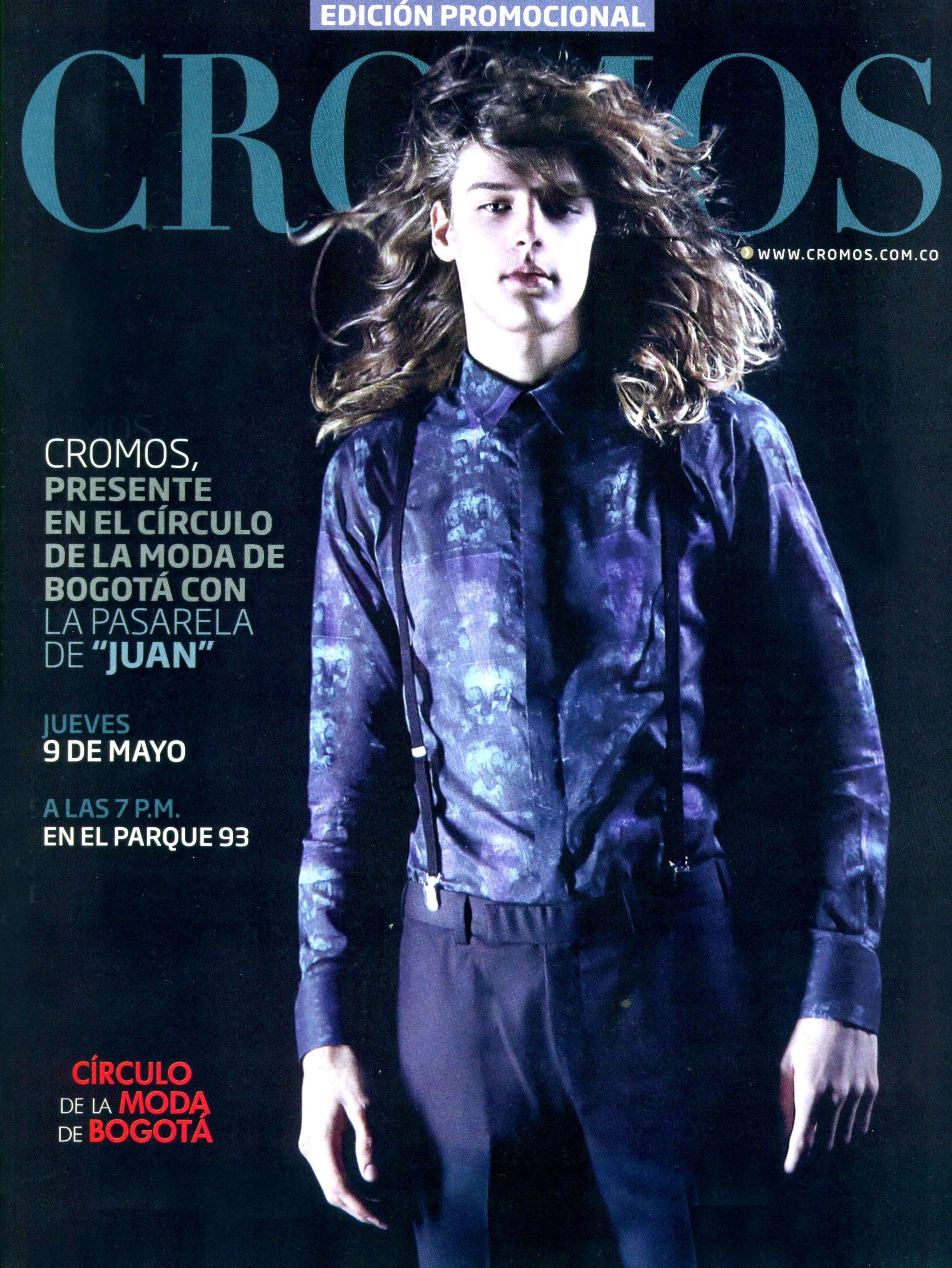 luis martin portada cromos 2013