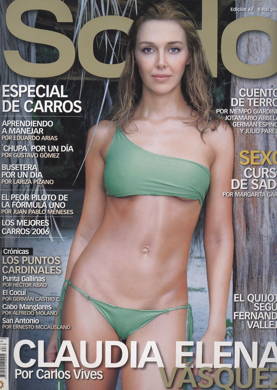 INformamodels;claudia vasquez;